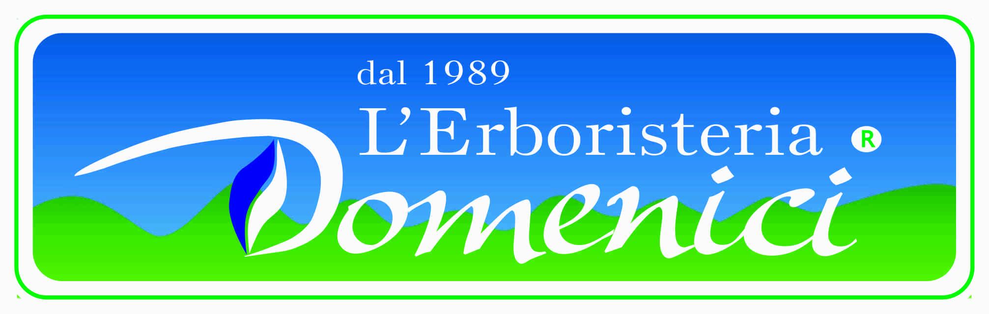 logo erboristeria domenici